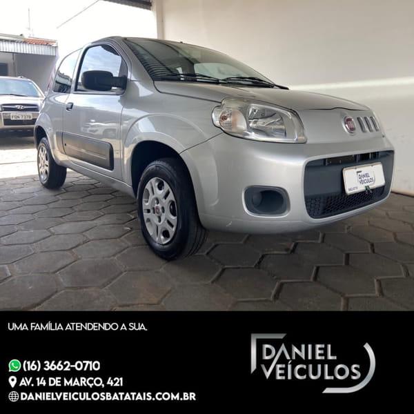 FIAT UNO EVO VIVACE 1.0 8V FLEX 2P
