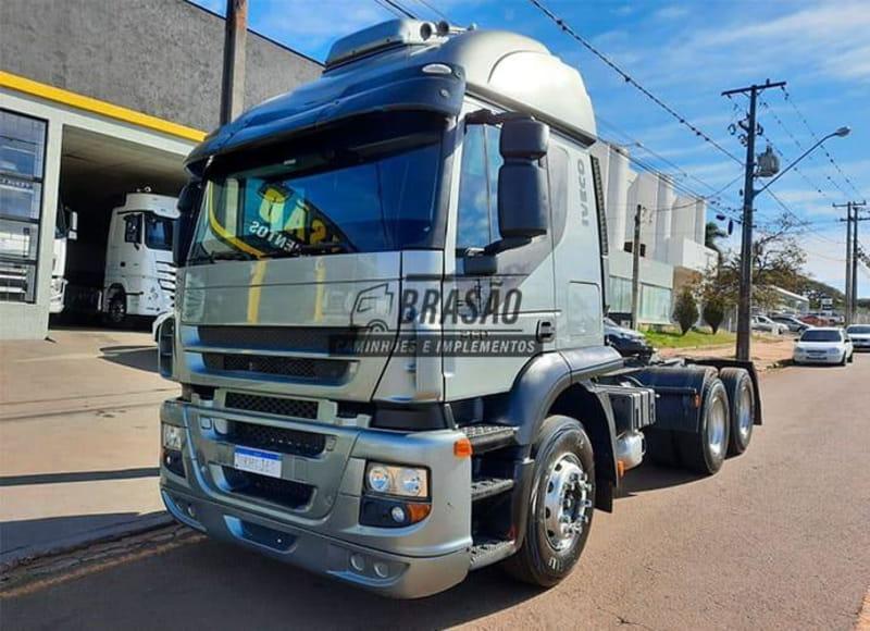 IVECO STRALIS 530S 36T
