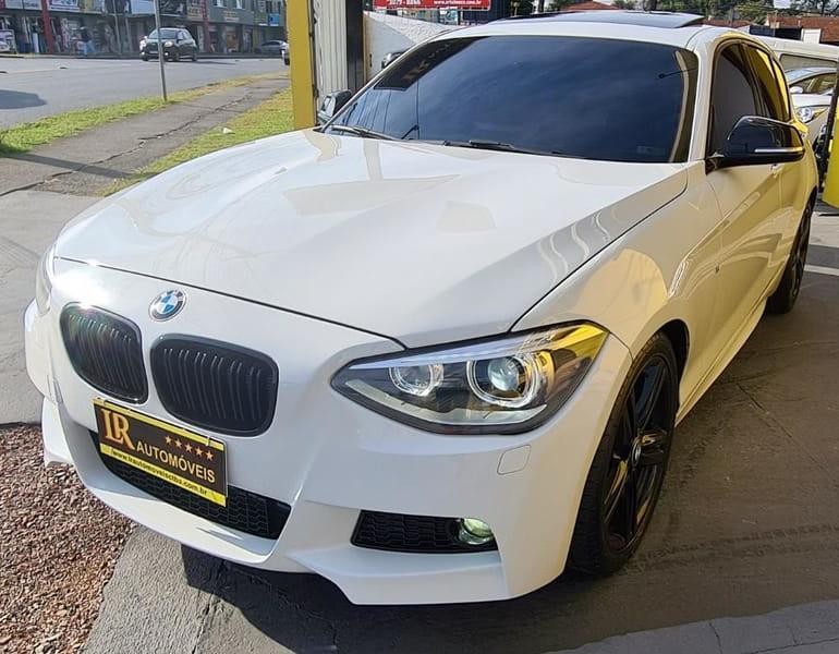 BMW 125i M Sport/Active Flex 2.0 TB Aut. 5p
