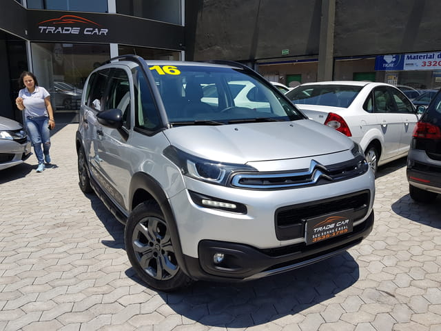 CITROEN AIRCROSS FEEL 1.6 FLEX 16V 5P AUT
