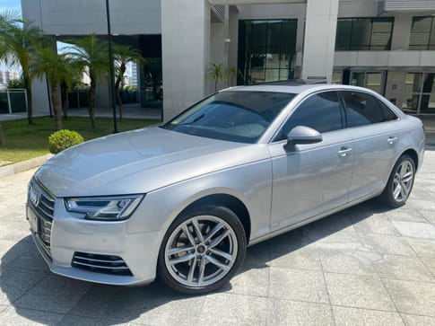 AUDI A-4 LAUNCH EDITION PLUS 2.0 TFSI 190CV