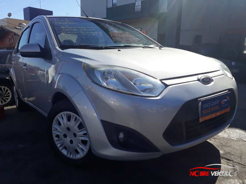 FORD FIESTA SEDAN 1.6 8V FLEX 4P