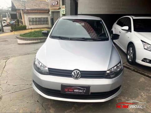 VOLKSWAGEN VW VOYAGE 1.6 VHT TOTAL FLEX CITY