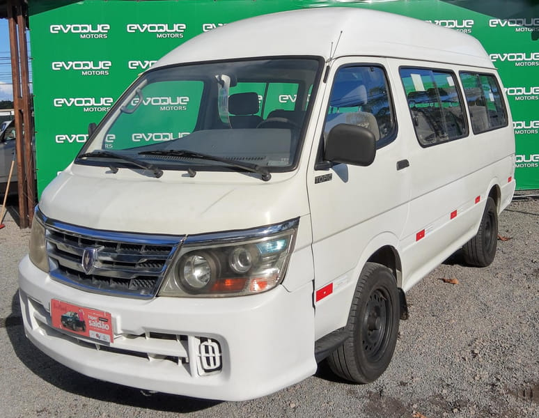 JINBEI TOPIC ESCOLAR L 2.2 8V/ 2.0 16V 4P