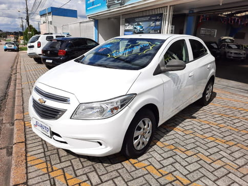 CHEVROLET ONIX 1.0 LT 8V FLEX 4P MANUAL