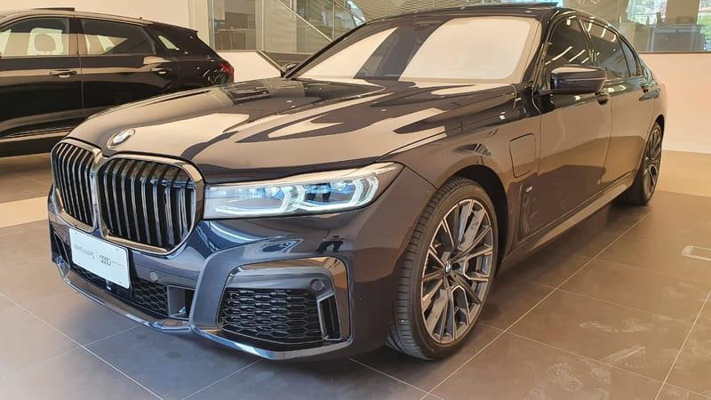BMW 745ia 4.4 32v 4P