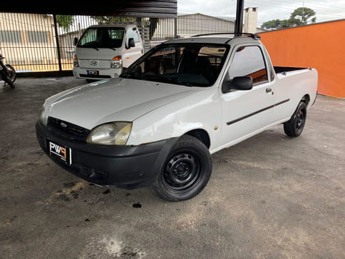 FORD COURIER L 1.6mpi 2P