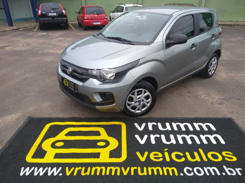 FIAT MOBI 1.0 8V EVO FLEX LIKE MANUAL