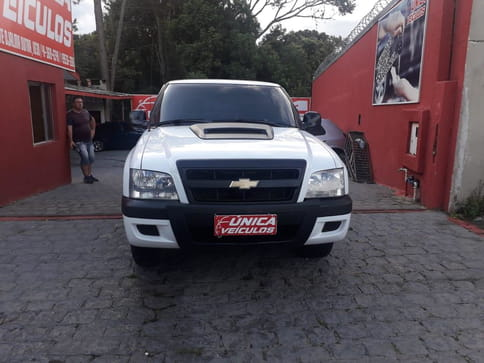 CHEVROLET S-10 PICKUP FLEXPOWER ADVANTAGE C.SIMPLES 4X2 2.4 8V 2P
