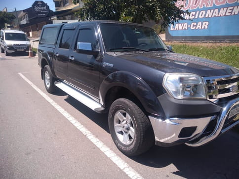 FORD RANGER XLT 2.5 16V 4X2 CD FLEX