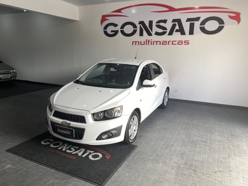 CHEVROLET SONIC LTZ NB AT