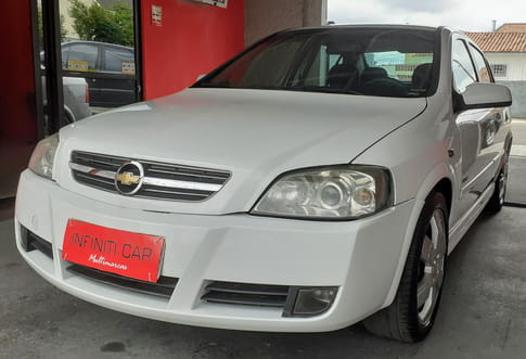CHEVROLET ASTRA SEDAN FLEXP. ADVANTAGE 2.0 8V 4P