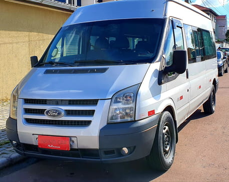 FORD TRANSIT CHASSI 2.4 TDCI DIESEL