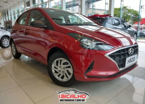 HYUNDAI HB20 SENSE 1.0 MANUAL