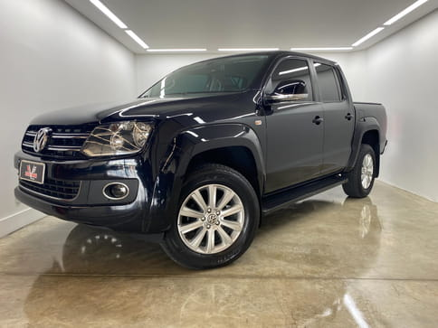 VOLKSWAGEN AMAROK CD 4X4 HIGH