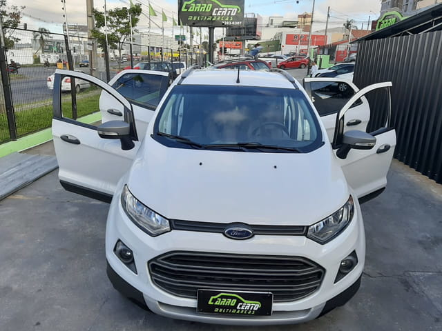 FORD ECOSPORT FREESTYLE 1.6 16V FLEX 5p AUT