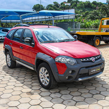 FIAT PALIO WEEKEND  ADVENTURE 1.8 DUALOGIC 16V