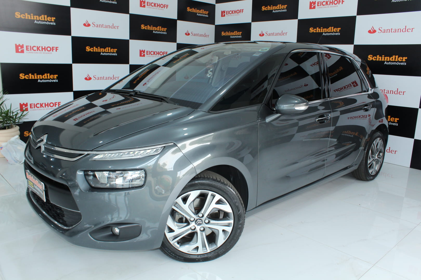 CITROEN C4 PICASSO 1.6 INTENSIVE 16V TURBO