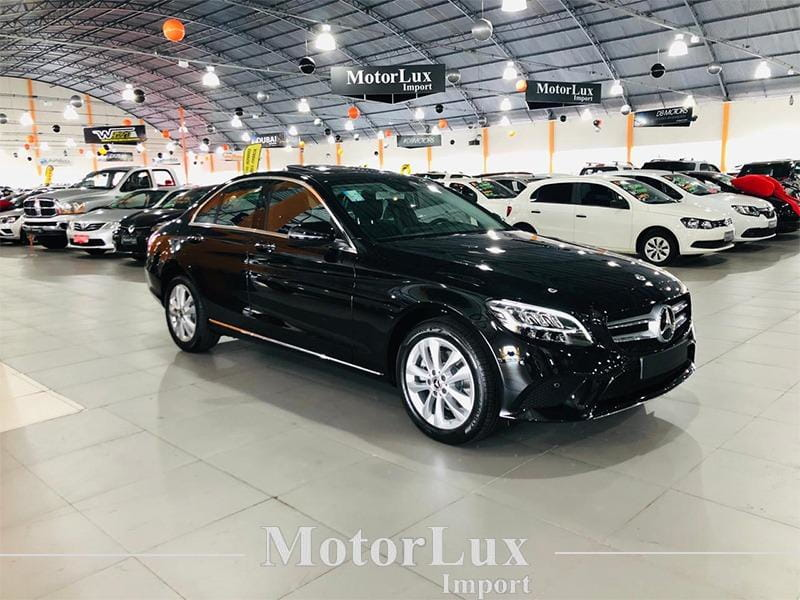 MERCEDES-BENZ C200 EQ-BOOST 1.5