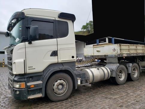 SCANIA R 440 A6X4