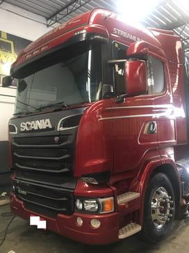 SCANIA R480 A6X4