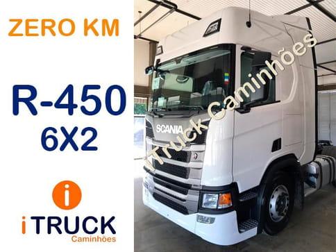 SCANIA R-450 A 6X2