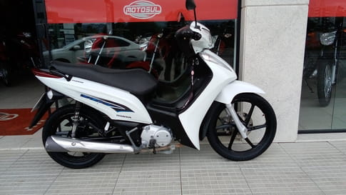 HONDA BIZ 125 EX