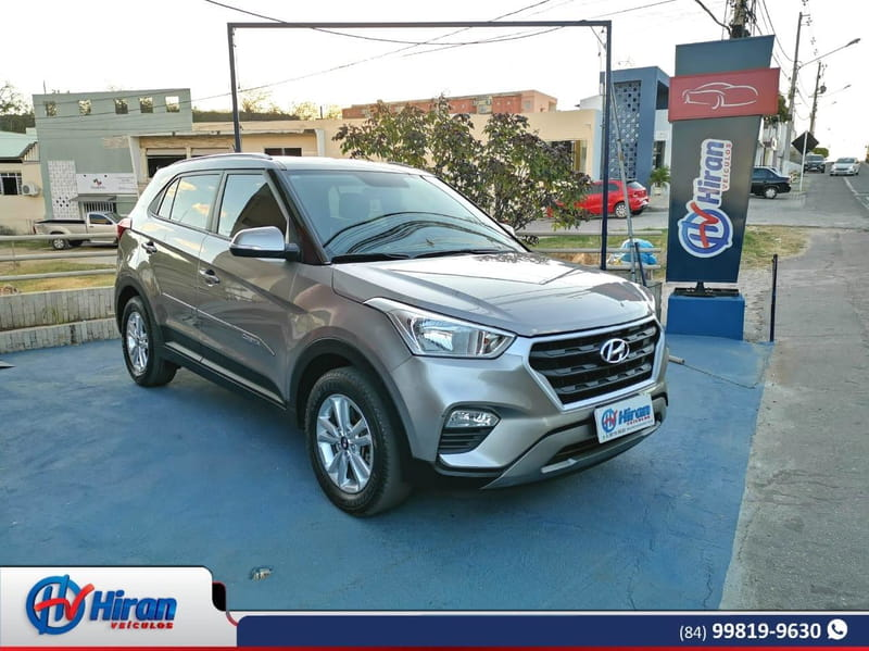 HYUNDAI CRETA 1.6 16V FLEX PULSE MANUAL