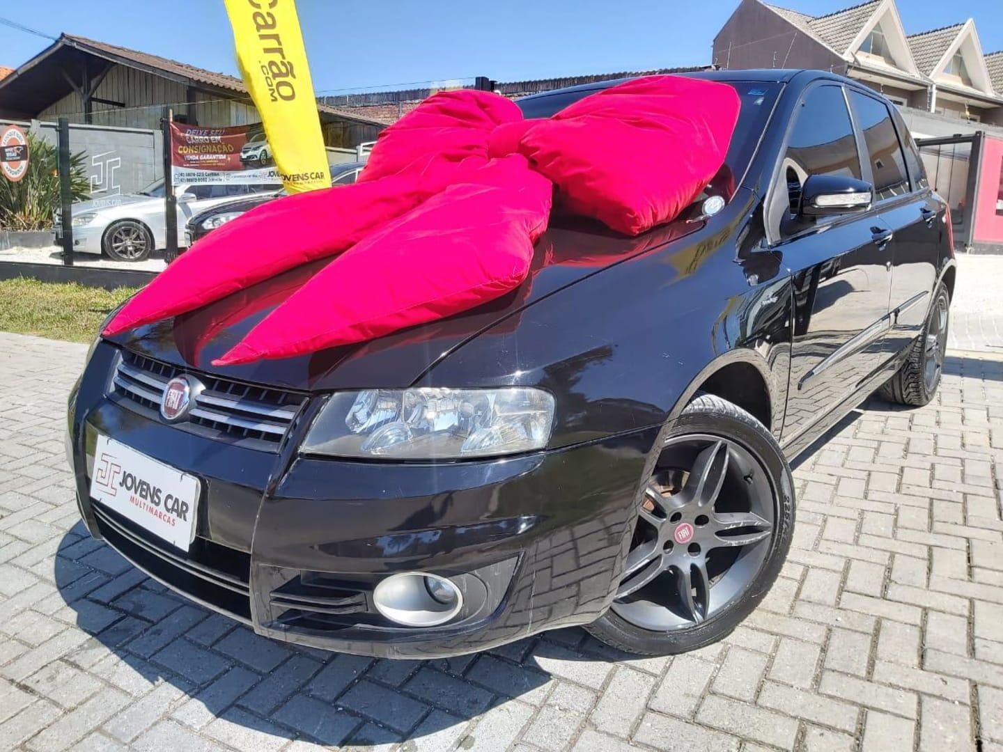 FIAT STILO DUALOGIC 1.8 BLACKMOTION 8V