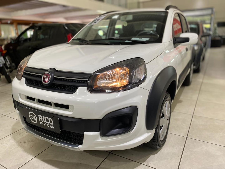 Fiat Uno Way 1 0 2019 2019 Flex Em Sao Jose Dos Campos Rico Motors