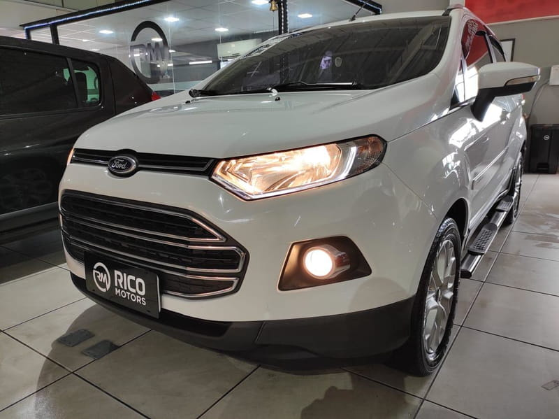 FORD ECOSPORT TIT AT 2.0