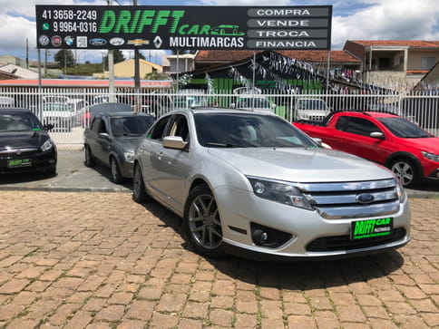 FORD FUSION V6 FWD 5P