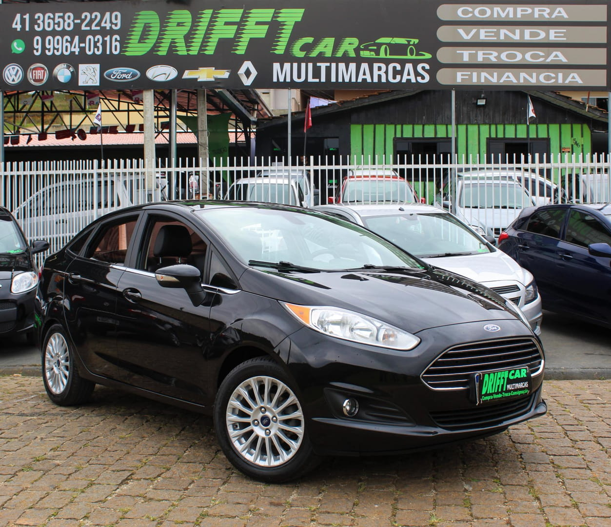 FORD FIESTA SD 1.6LTIA