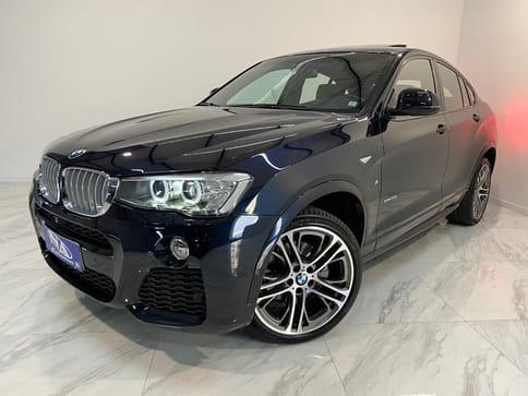 BMW X4 XDRIVE35I 306CV