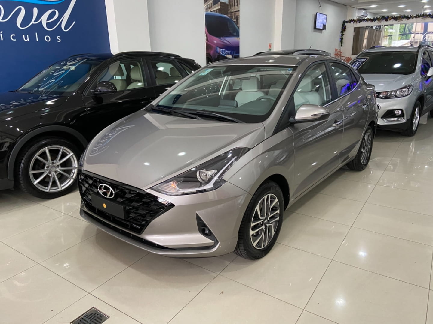 HYUNDAI HB20S DIAMOND PLUS 1.0 TURBO AT