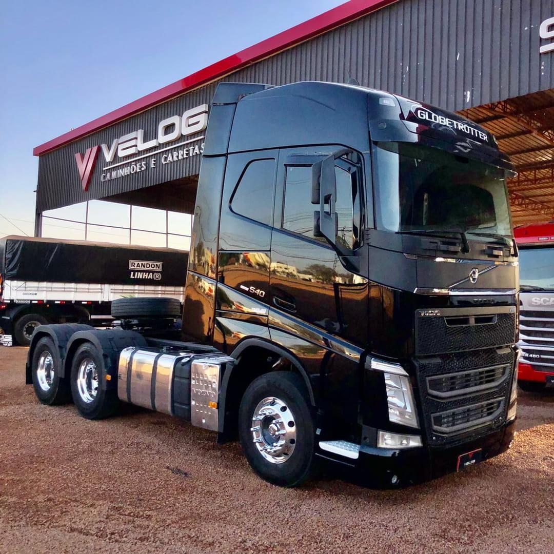 VOLVO FH 540 6X4T