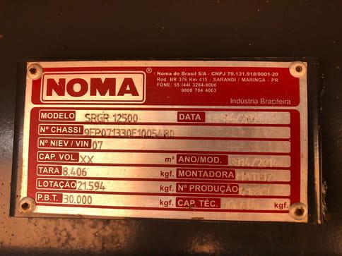 NOMA SR3E27 CG