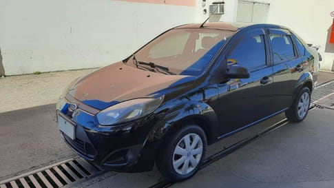 FORD FIESTA SEDAN ROCAM 1.0 8V FLEX MEC.