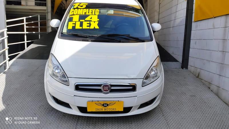 FIAT IDEA ATTRACTIVE 1.4 8V FLEX MEC.
