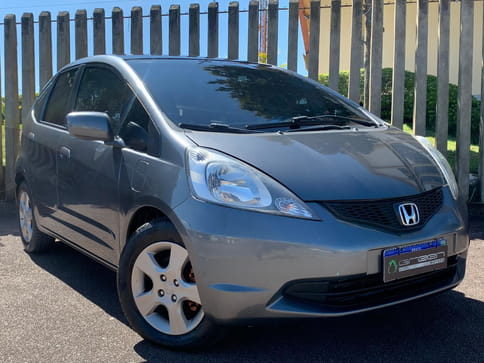HONDA FIT LXL 1.4 16V FLEX MEC.