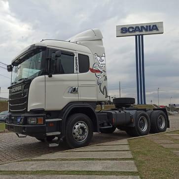 SCANIA G 440 A 6X4