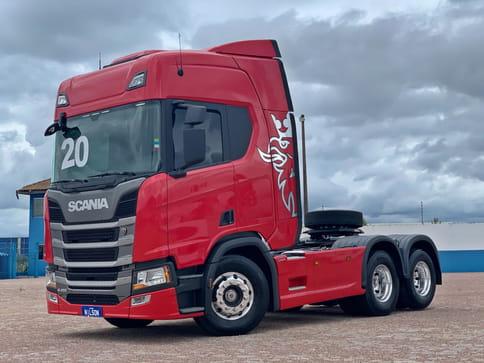 SCANIA R 450 A6X2