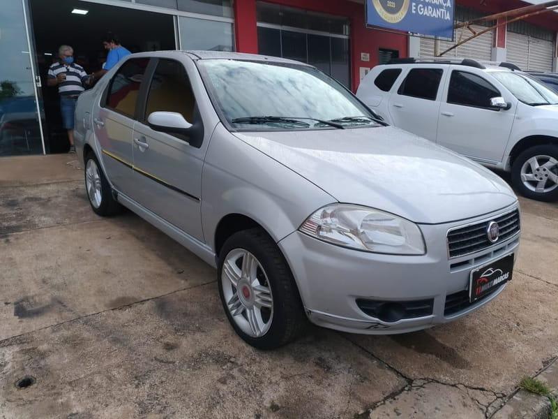 FIAT SIENA EL FLEX 1.0 8V