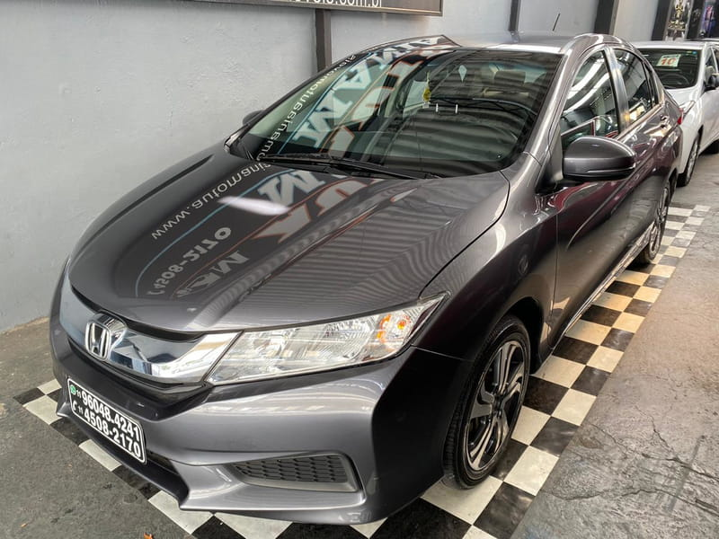HONDA CITY SEDAN LX-AT 1.5 16V FLEX 4P