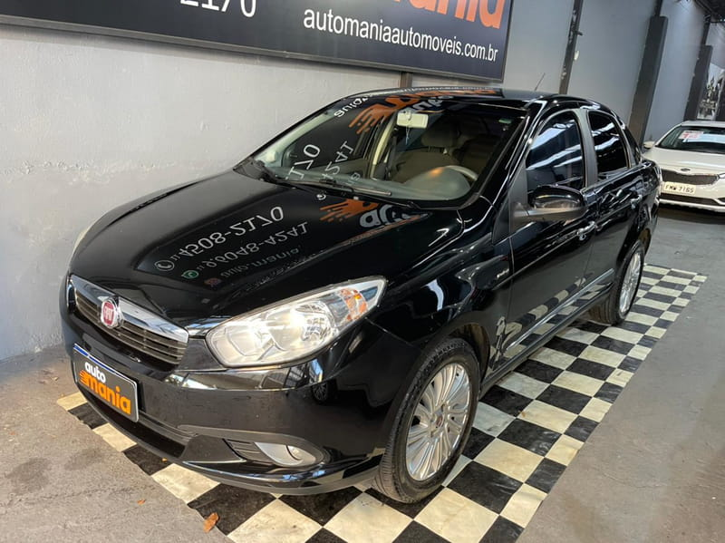 FIAT GRAND SIENA ESSENCE DUALOGIC 1.6 16V FLEX