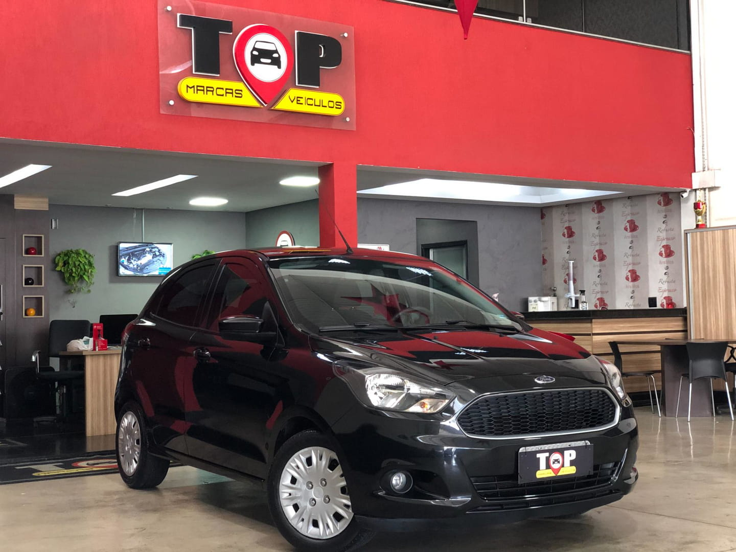 FORD KA TECNO 1.0 HA B