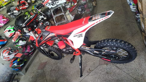 FUN MOTORS RAPTOR 125