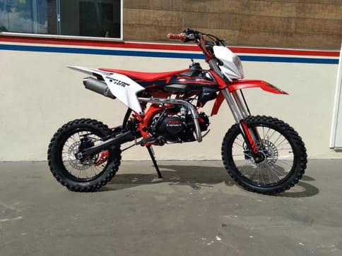 FUN MOTORS RAPTOR 125