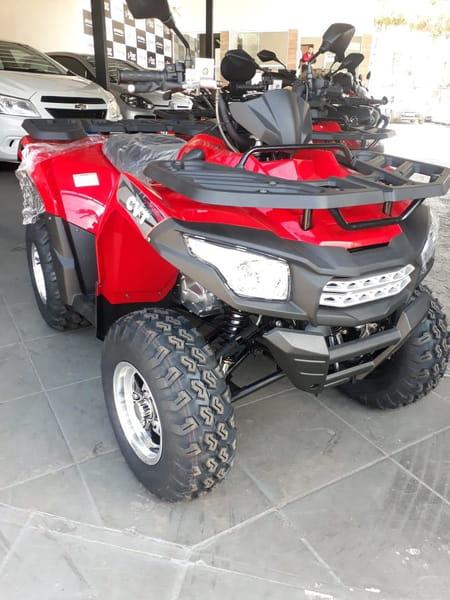 FUN MOTORS FARMER 200