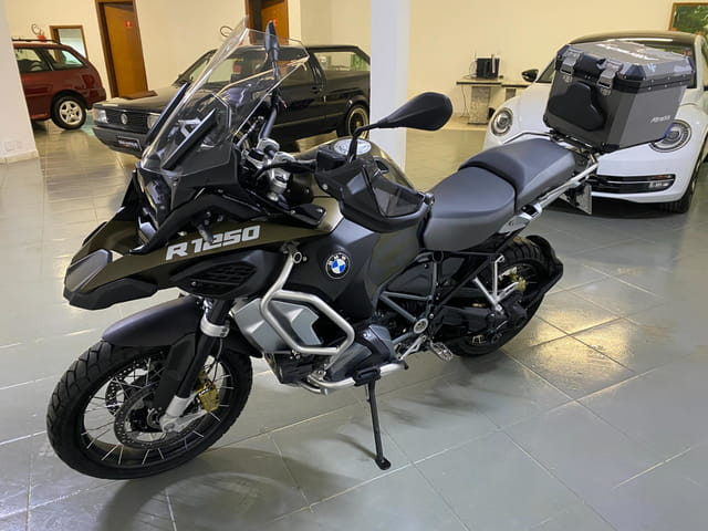 BMW R 1250 GS EXCLUSIVE